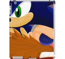 Sonic Eggman  iPad Case/Skin