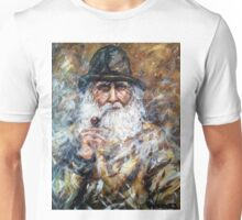 The old Acadian Fisheman Unisex T-Shirt