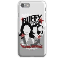 Once More, With Feeling iPhone Case/Skin