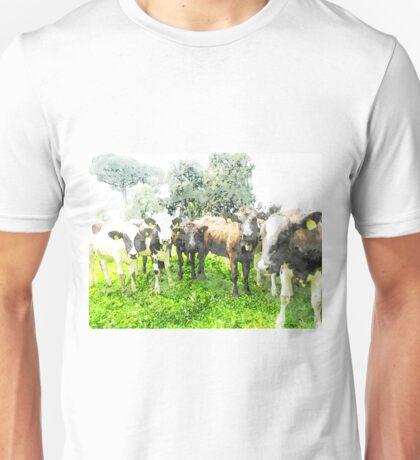 Cows Unisex T-Shirt