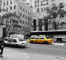 NYC Rockefeller Center by Raúl Grijalbo