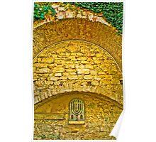 Girona Judaism Poster