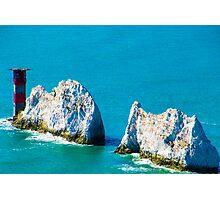 The Needles Isle of Wight Photographic Print
