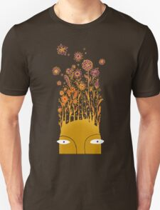 Psychedelic flower power T-Shirt