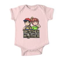 Another MOTHER - Ness & Travis One Piece - Short Sleeve