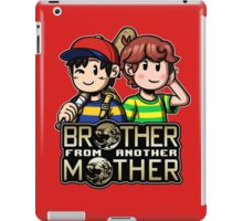 Another MOTHER - Ness & Travis iPad Case/Skin