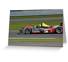 Alan McNish Greeting Card