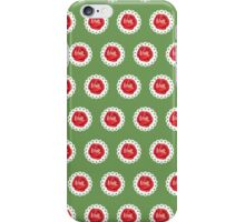 Vintage Garden Rose iPhone Case/Skin