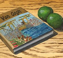 Van Gogh and limes by bernzweig