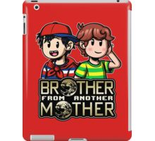 Another MOTHER - Ninten & Travis (alt) iPad Case/Skin