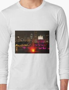 Come to Chicago Long Sleeve T-Shirt