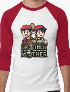 Another MOTHER - Ness & Ninten Men's Baseball ¾ T-Shirt