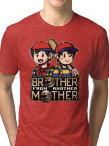 Another MOTHER - Ness & Ninten Tri-blend T-Shirt