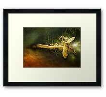 Another State Of Grace Framed Print