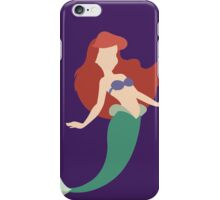 Ariel Part of your world iPhone Case/Skin