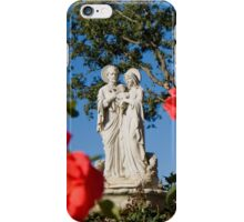 Holy Family iPhone Case/Skin