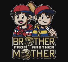 Another MOTHER - Ness & Ninten (alt) One Piece - Short Sleeve