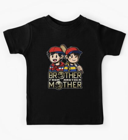 Another MOTHER - Ness & Ninten (alt) Kids Tee