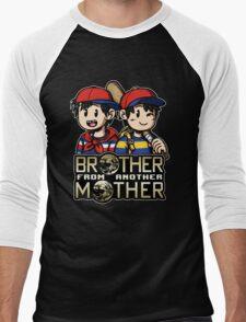 Another MOTHER - Ness & Ninten (alt) Men's Baseball ¾ T-Shirt