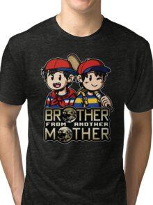 Another MOTHER - Ness & Ninten (alt) Tri-blend T-Shirt