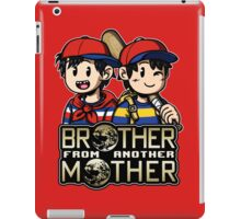 Another MOTHER - Ness & Ninten (alt) iPad Case/Skin