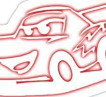 Cars Sticker