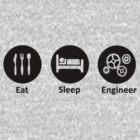 Eat Sleep Engineer by firefoxx