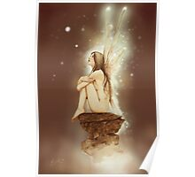 Daydreaming Faerie Poster