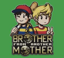 Another MOTHER - Ness & Lucas Kids Tee