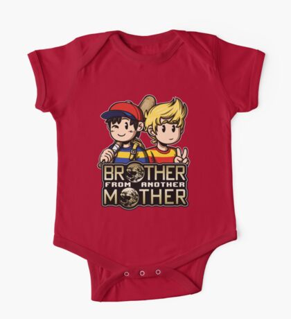 Another MOTHER - Ness & Lucas One Piece - Short Sleeve