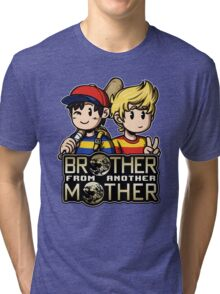 Another MOTHER - Ness & Lucas Tri-blend T-Shirt