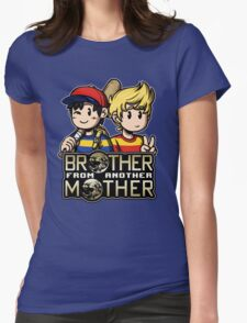 Another MOTHER - Ness & Lucas Womens Fitted T-Shirt