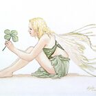 Clover the Faerie by John Silver