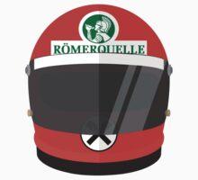 Niki Lauda's Helmet by Maranello28
