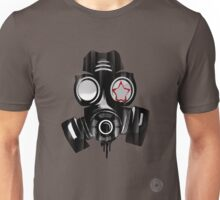 Gas mask revolution Unisex T-Shirt