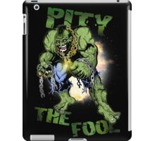 FOOL SMASHER! iPad Case/Skin