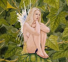 Ivy the Faerie by John Silver