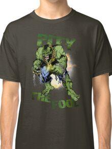 FOOL SMASHER! Classic T-Shirt