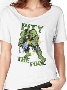 FOOL SMASHER! Women's Relaxed Fit T-Shirt