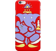 Ganesh: Overcome Your Obstacles iPhone Case/Skin