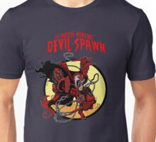 The Mouth Mercing Devil-Spawn Unisex T-Shirt