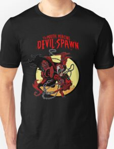 The Mouth Mercing Devil-Spawn T-Shirt