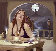The Love Spell by John Silver