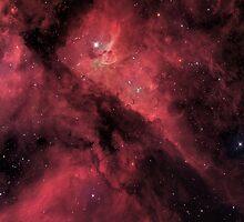 Eta Carina Nebula by Stuart Thomson