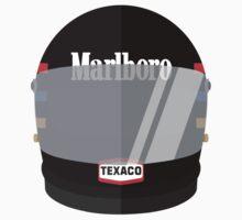 James Hunt's Helmet  by Maranello28
