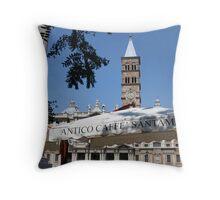 Santa Maria Maggiore Throw Pillow