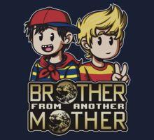 Another MOTHER - Ninten & Lucas One Piece - Short Sleeve
