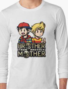 Another MOTHER - Ninten & Lucas Long Sleeve T-Shirt