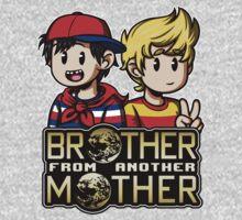 Another MOTHER - Ninten & Lucas (alt) One Piece - Long Sleeve