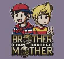 Another MOTHER - Ninten & Lucas (alt) Kids Tee
